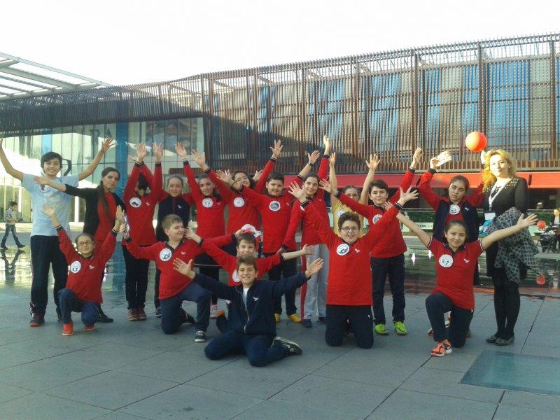 Dünya Çocuk Hakları Günü'nde Sevgi Dolu Kutlama